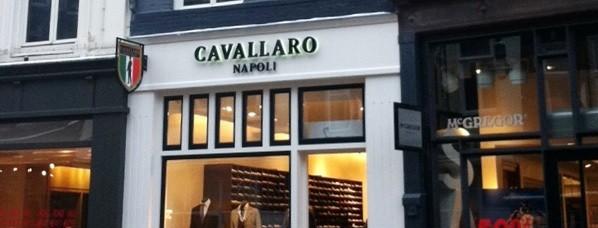 Cavallaro Napoli brandstores